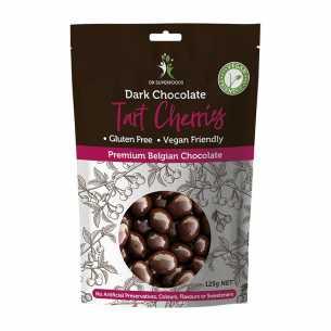 Tart Cherries Dark Chocolate