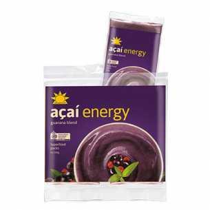Organic Acai Energy Soothie Packs