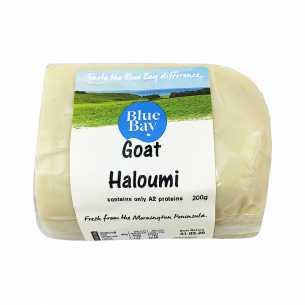 Goats Haloumi Organic