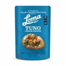 Lemon Pepper Vegan Tuna