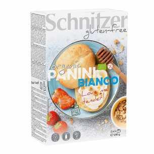 Panini Bianco White Gluten Free