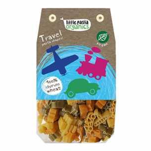 Travel Shape Pasta