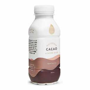 Caramel Almond Milk