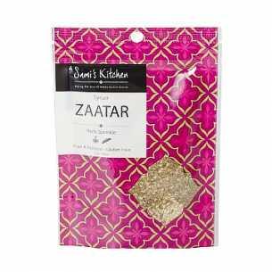 Syrian Zaatar