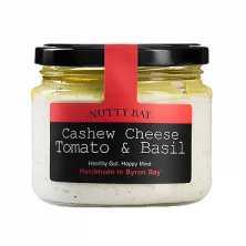 Cashew Cheese - Tomato and Basil