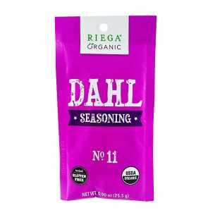 Organic Dahl Seasoning