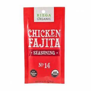 Organic Chicken Fajita Seasoning
