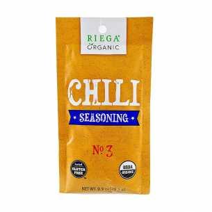 Organic Chilli Seasoning