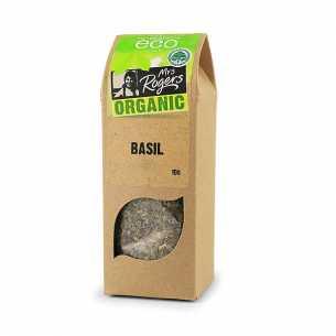Organic Basil