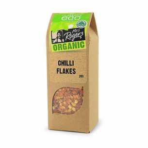 Organic Chilli Flakes