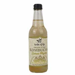 Kombucha Lemon Myrtle