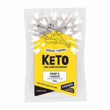 Keto Hemp and Linseed Bread