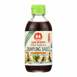 Organic Dumpling Sauce