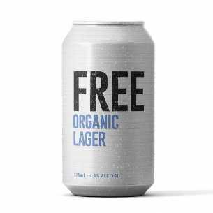 FREE Organic Lager