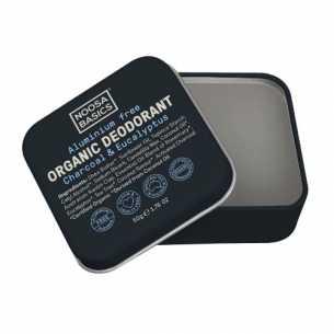 Deodorant Cream - Charcoal Eucalyptus