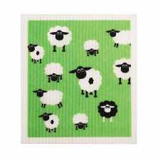 Dish Cloth - Sheep