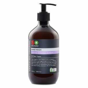 Body Wash Lavender Bamboo Exfoliant