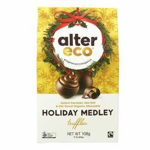 Holiday Medley Truffles