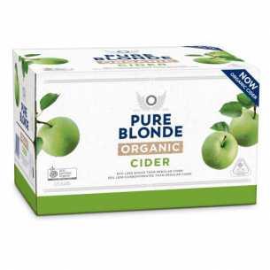 Organic Cider