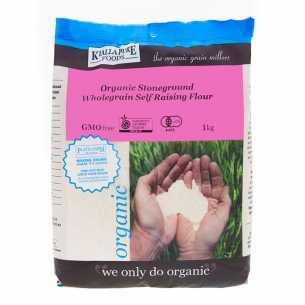 Flour Stoneground Wholegrain Self-Raising