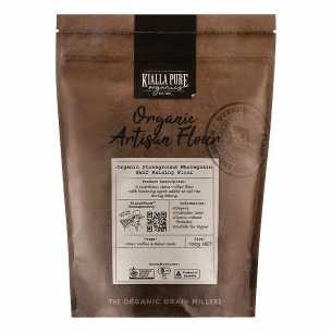 Organic Stoneground Wholegrain Self Raising Flour