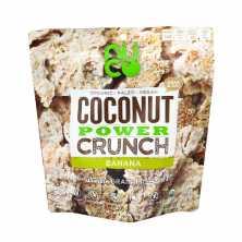 Coconut Power Crunch Grain Free Snack Banana