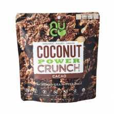 Coconut Power Crunch Grain Free Snack Cacao