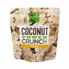 Coconut Power Crunch Grain Free Snack Mango
