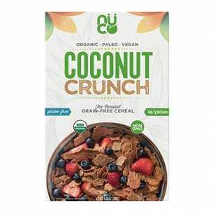 Coconut Crunch Grain Free Cereal