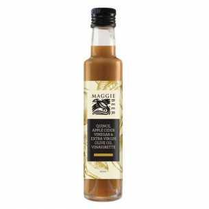 Quince, Apple Cider Vinegar and Olive Oil Vinaigrette