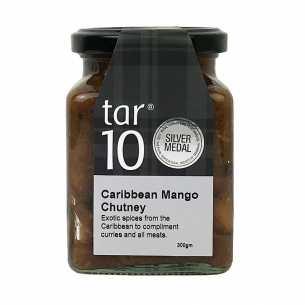 Caribbean Mango Chutney