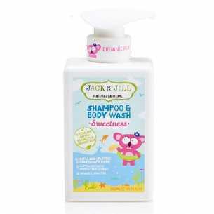 Shampoo and Body Wash Sweetness