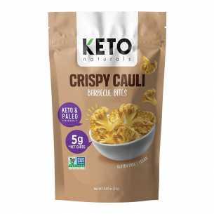 Crispy Cauli Barbecue Bites