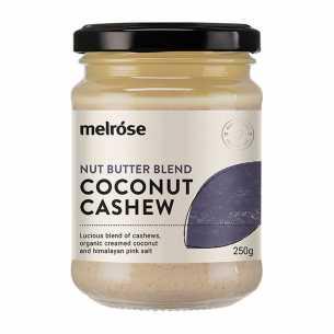 Coconut Cashew Nut Butter