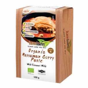 Organic Massaman Curry Paste