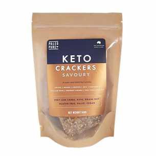 Keto Crackers Savoury