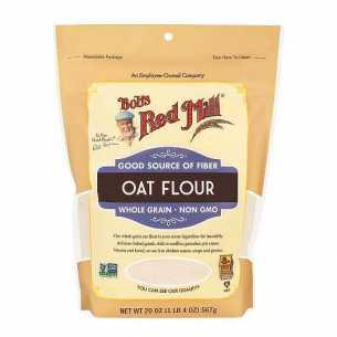 Oat Flour Wholegrain