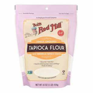 Whole Tapioca Flour Pouch