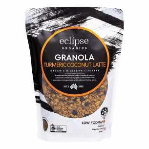 Organic Granola Turmeric Coconut Latte