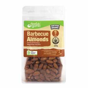 Nuts Almond BBQ
