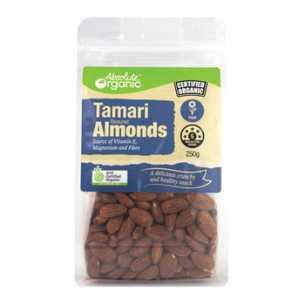 Nuts Almond Tamari