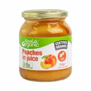 Peaches in Juice