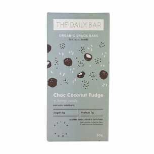 Choc Coconut Fudge Bar