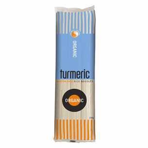 Organic Turmeric Rice Noodle