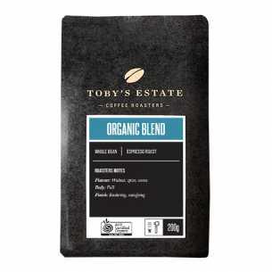 Organic Espresso Roast Whole Bean