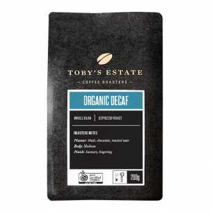 Organic Decaf Whole Bean