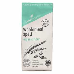 Organic Spelt Flour Wholemeal