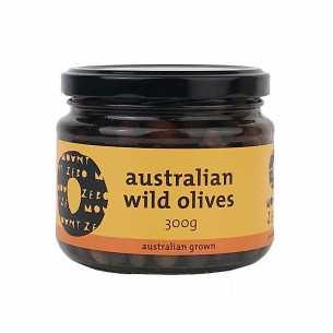 Wild Australian Olives
