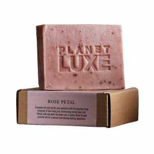 Natural Artisan Crafted Soap Rose Petal