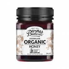 Organic Australian Honey